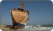Bay of Shipwrecks - Mauritania